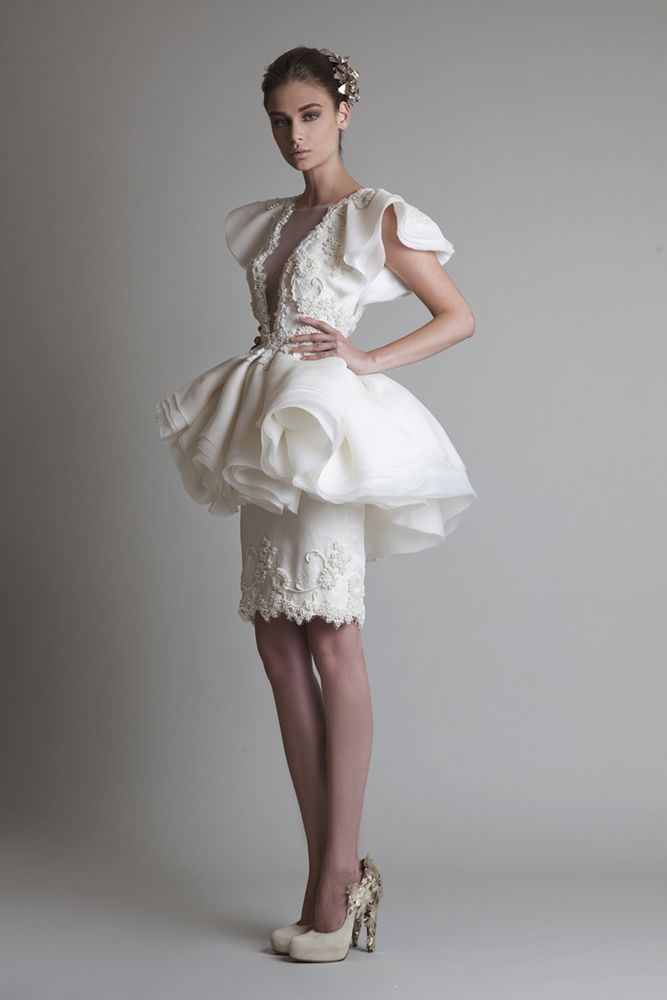 4dd77f73d97 Новинка отлично кружева пышная юбка короткое свадебное платье свадебное  платье знаменитости купить на AliExpress