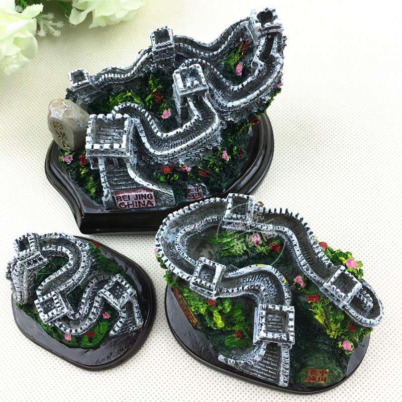 The Great Wall model decoration Beijing traditional gift/Souvenirs Chinese gift for friends home/desk decoration
