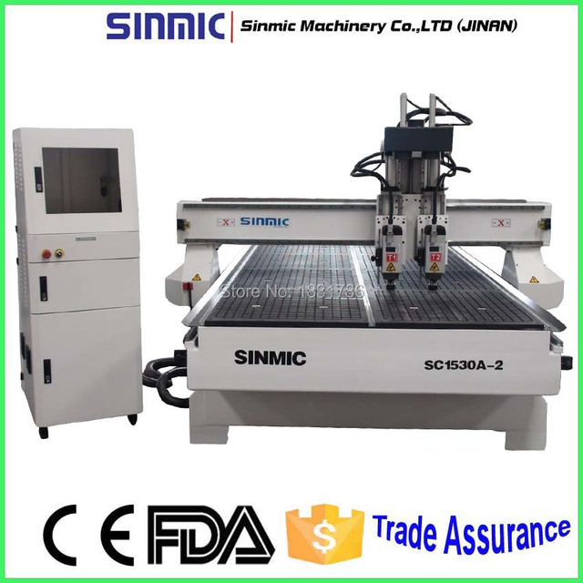 used cnc router sale, industrial wood cutting machine, cnc router ...
