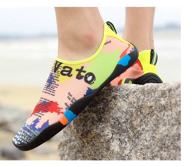 Barefoot Beach Shoes Men Water Shoes Outdoor Sneaker Shoes Swimming Aqua Shoes Women Fishing Woman Diving Chaussures PlageBarefoot Beach Shoes Men Water Shoes Outdoor Sneaker Shoes Swimming Aqua Shoes Women Fishing Woman Diving Chaussures Plage