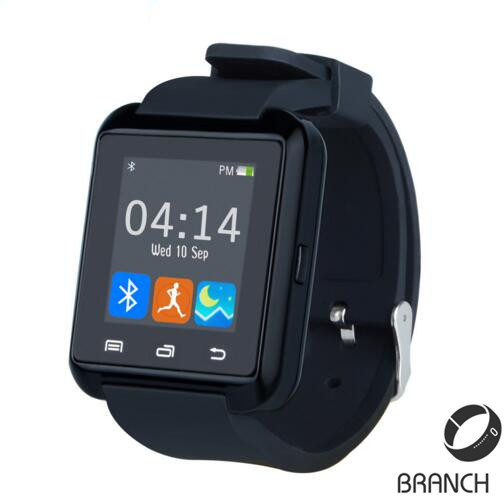 NEW HOT Bluetooth font b SmartWatch b font Android WristWatch for Smartphone Samsung LG Android IOS