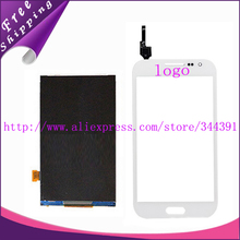 New I8552 LCD For Samsung Galaxy Win I8550 Duos  LCD Display Screen Touch Digitizer with Logo Tracking