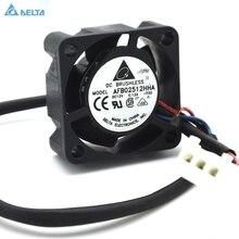 Free Shipping!Wholesale!5pcs Delta AFB02512HHA 2510 12V 0.12A for sun V240 cpu cooler heatsink Cooling Fan недорго, оригинальная цена