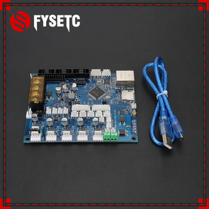 Image 5 - Latest Version Cloned Duet 2 Maestro Advanced 32bit Motherboard With Connected For 3D Printer CNC Machine