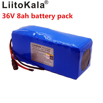Liitokala 36v 8AH Electric Bicycle Battery Car High-power Lithium Battery Battery Not Charger Included