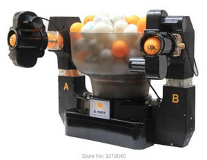 Image 3 - HUIPANG S 1001 ตารางเทนนิสหุ่นยนต์/แบบพกพาประหยัดMulfunctional Good PartnerสำหรับPractice