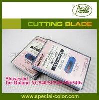 Roland DX4 Cutting Plotter Blade XC540/Sp540v/300 Cutting Blade 45 degrees [ZEC US025]