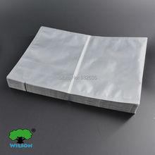 Factory Wholesale (Opening 5 cm – 61.5 cm) High Quality Aluminum Foil Bag Pouch Mylar Foil Vacuum Heat Sealing Bag Many Size