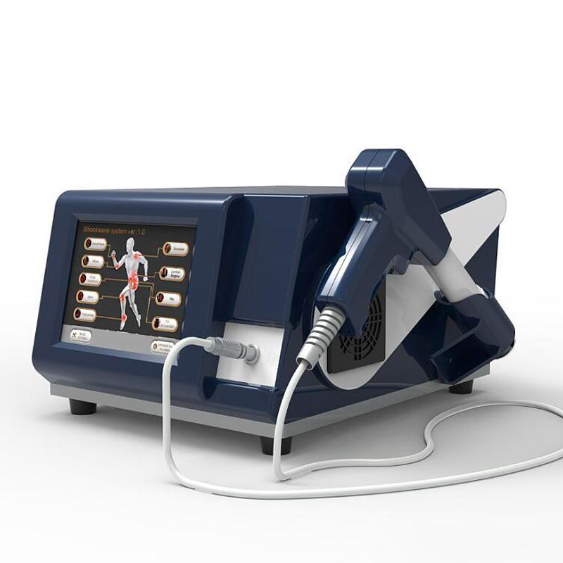 New Model Effective Physical Pain Therapy System Acoustic Shock Wave Extracorporea (16)