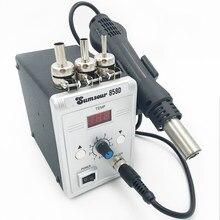 Pistolet à Air chaud 858D à dessouder, pour soudage par refusion, SMD110V/220V 700W, pour outils de réparation