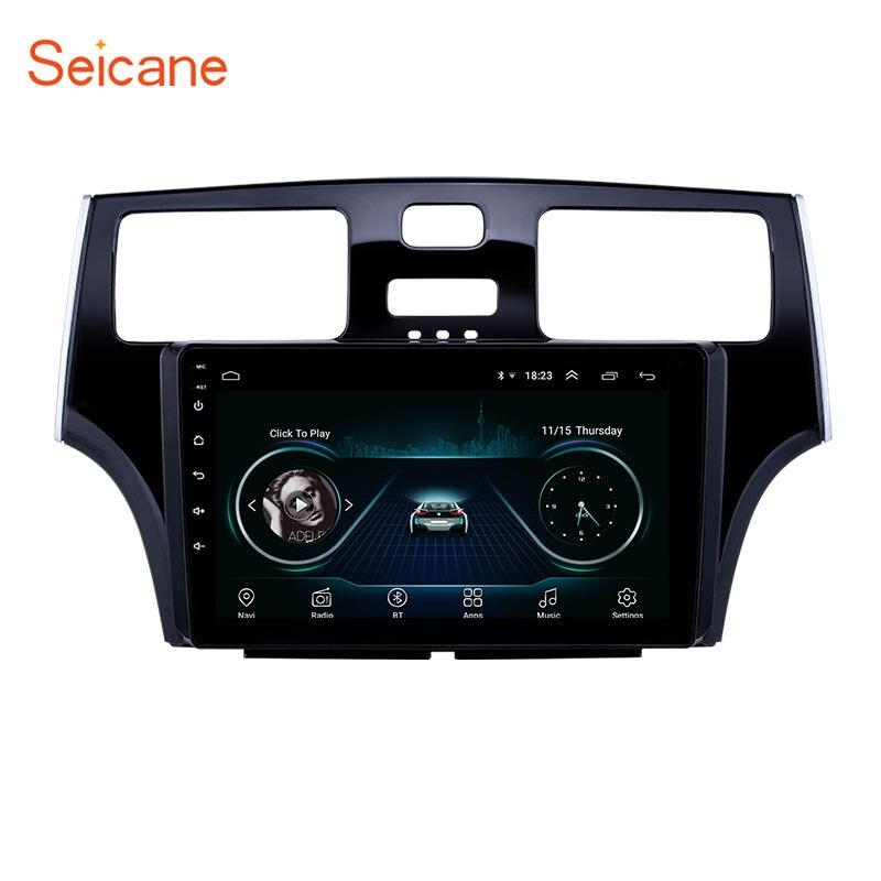 Seicane Polegada 9 2din Android 8.1 GPS do Rádio de Carro Para 2001 2002 2003 2004 2005 Lexus Multimedia Player Touchscreen Cabeça unidade Wi-fi