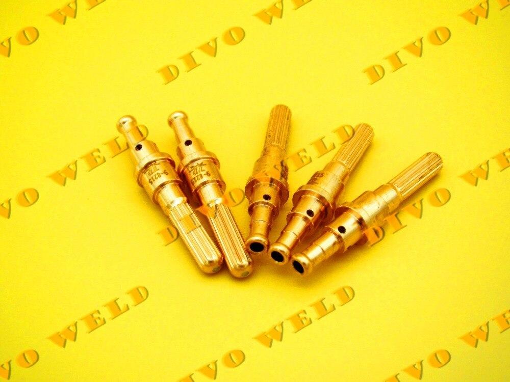 25PCS 9-8215 Replacement Electrode For SL60 SL100 Plasma Torch25PCS 9-8215 Replacement Electrode For SL60 SL100 Plasma Torch