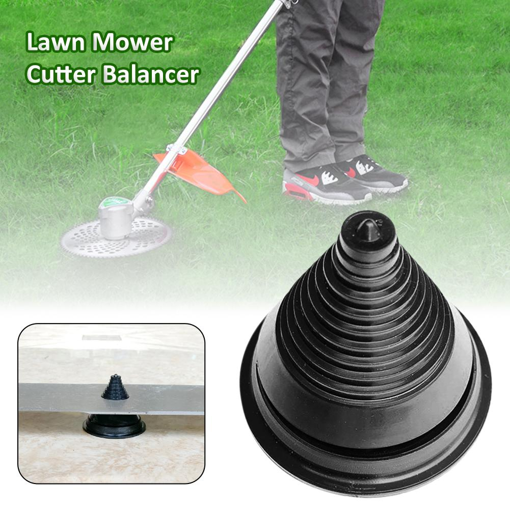 ABS Lawn Mower Blade Balancer Quickly Test The Balance Of The Mower Cutter Simple Structure Good Practicability Blade Balancer