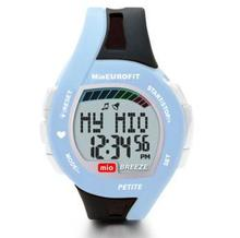 Mio Breeze multifunction running time monitor heart rate without chest belt sport wristwatch