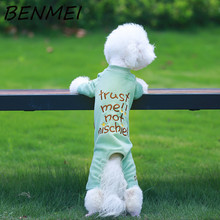 Buy  Teddy Chihuahua Four Feet Rompers Apparel   online