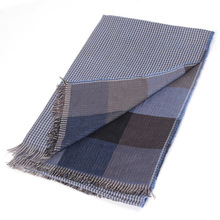 Trendy Tartan Scarf for Men