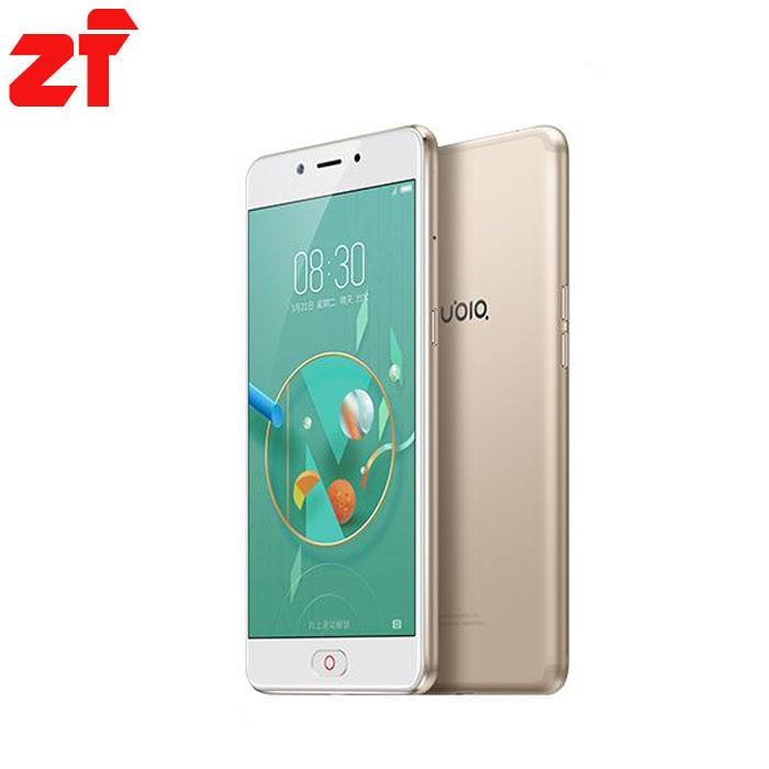 "Original ZTE Nubia N2 4G LTE Mobile Phone MT6750 Octa Core 5.5"" 4GB RAM 64GB ROM 13.0MP 5000mAh Battery Fingerprint"