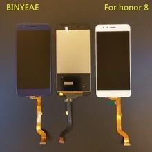 Binyeae для Huawei Honor 8 FRD-L09 ЖК Дисплей Pantalla + Touch планшета замена экрана