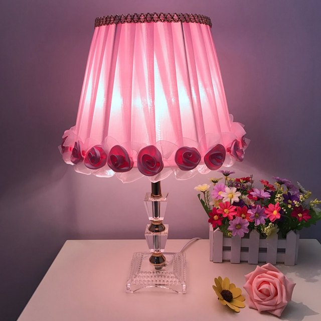 Romantic Bedroom Table Lamps. aubrey romantic jug lamp pottery barn ...
