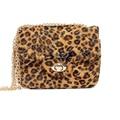 Baby Girls HandBags Sweet Princess leopard Shoulder Bag Small Bags For Kids Girls Purse Accessories Handbags Children PU Party