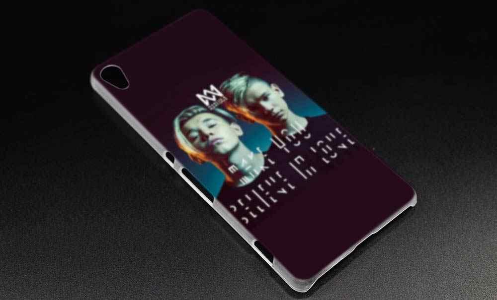 BiNFUL Марк Мартинус Горячая Прозрачный чехол для Sony Xperia XA XA1 X XZ Z5 Z1 Z2 Z3 M4 Aqua M5 E4 E5 жесткий Пластик