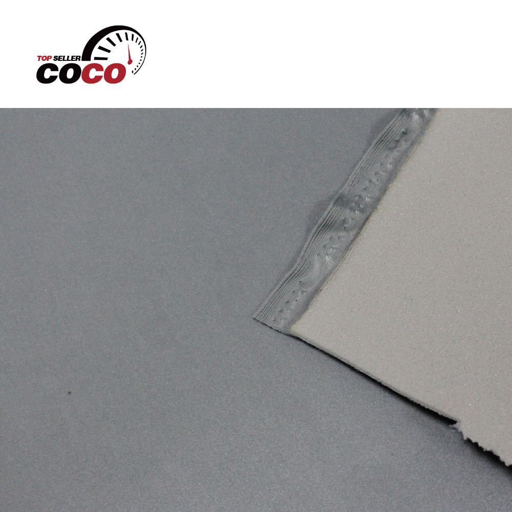 78x55 200cmx140cm High Quality UPHOLSTERY gray cover headliner fabric Material foam backing roof lining auto ceiling pro 78x55 200cmx140cm High Quality UPHOLSTERY gray cover headliner fabric Material foam backing roof lining auto ceiling pro