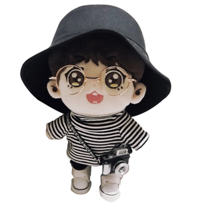 20-25cm Exo Doll Straight Spectacle Frames(9cm Doll Glass Only,not Include The Doll)doll Glasses Doll Eyeglass