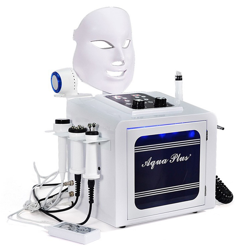 Hydrafacial Water Hydro Microdermabrasion Facial Skin Peeling Machine Ultrasonic Skin Rejuvention BIO RF Face Lift Deep Cleaning