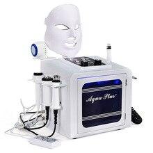 Hydrafacial Water Hydro Microdermabrasion Facial Skin Peeling Machine Ultrasonic Skin Rejuvention BIO RF Face Lift Deep Cleaning
