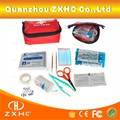 New Arrive First Aid Medical Mini Bag Botiquin With Kit Bandages Tourniquet Medicine Chest Bolso Medico