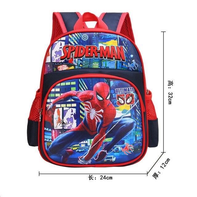 Cartoon School Bag for Girls,Boys Masha and Bear Kindergarten Nursery Backpack Waterproof Satchel Kids Book Bag Mochila knapsack 1