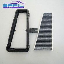 Автоматический салонный фильтр кондиционер для 2009 Audi A4L B8 Q5 8KD819441 автомобилей фильтры# RT245