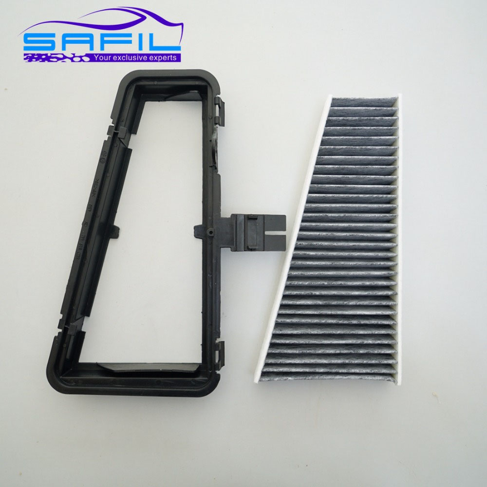 Auto Cabin Filter Air Conditioned For 2009 <font><b>Audi</b></font> A4L <font><b>B8</b></font> Q5 8KD819441 Automobiles Filters #RT245 image