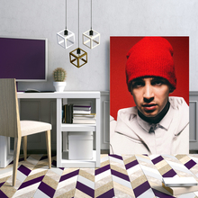Twenty one pilots Canvas painting posters and prints art print portal picture abstract naruto kids decoration castelli