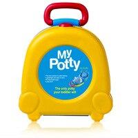 Baby Toilet Cute Travel Baby Pot Car Potty Child Pot Training Girls Boy Potty Kids Child