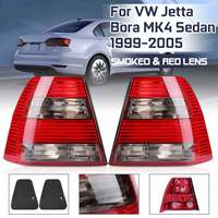 Tail Light For Volkswagen Vw Jetta Bora MK4 Sedan 1999 2000 2001 2002 2003 2005 Taillight Rear Reverse Brake Lamp Accessories