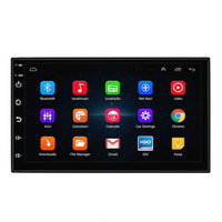 2 Din Wifi Multi Media 7 Inch Car Radios Player Car Android 6.0 GPS Navigation Bluetooth For Nissan VW Toyota Peugeot