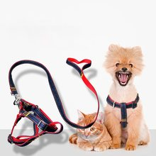 Dog Harness Easy On and Off Adjustable Medium Large Dogs,Reflective no Pull Training Vest for pet Dogs walking harness(China)