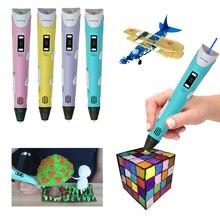 2016 DEWANG promotional multi laser purple makerbot print in 3d plastic pen factory drawing designs egypt dimensional