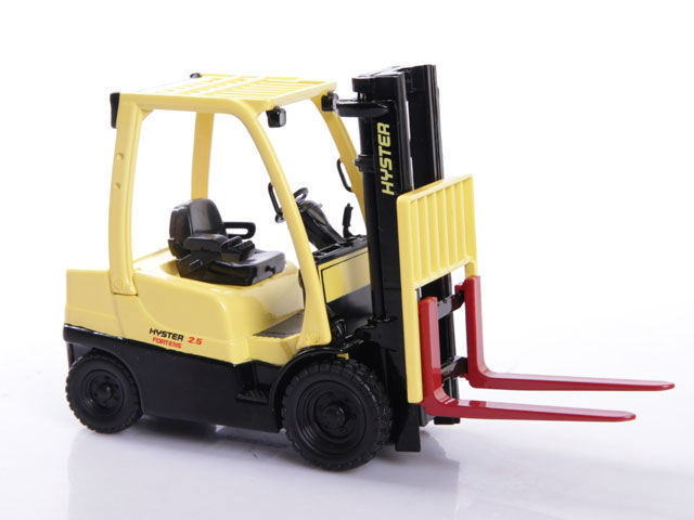 Norscot Hyster 2.5 Electric Lift Truck 1/25 scale 53015 Construction vehicles toy