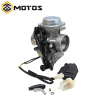ZS MOTOS PD32J 32MM Motorcycle Carburetor Carb for Kawasaki ATV KLF300 Bayou 300 for Honda TRX 400 Foreman