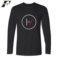 Music Band Famous Twenty One Pilots New Design Long Sleeve Shirt Long Sleeve T Shirt Men