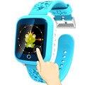 Turnmeon gps smart kid safe smart watch sos chamada local Monitor de localizador Localizador Rastreador para Criança Anti Perdido Bebê Filho à prova d' água