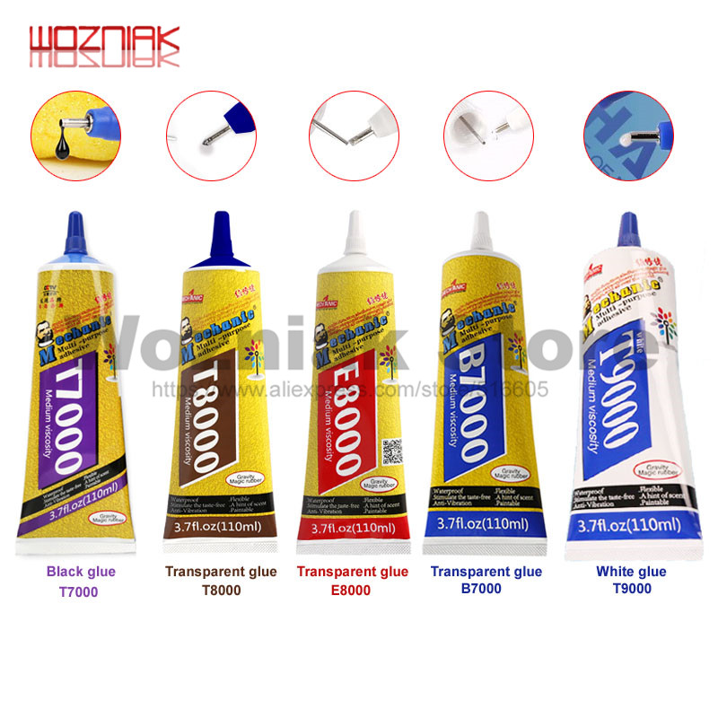 MECHANIC Original Best Frame Glue For Mobile Phone Maintenance Bracket Sealing Point Drilling Glue Repair Screen Adhesive