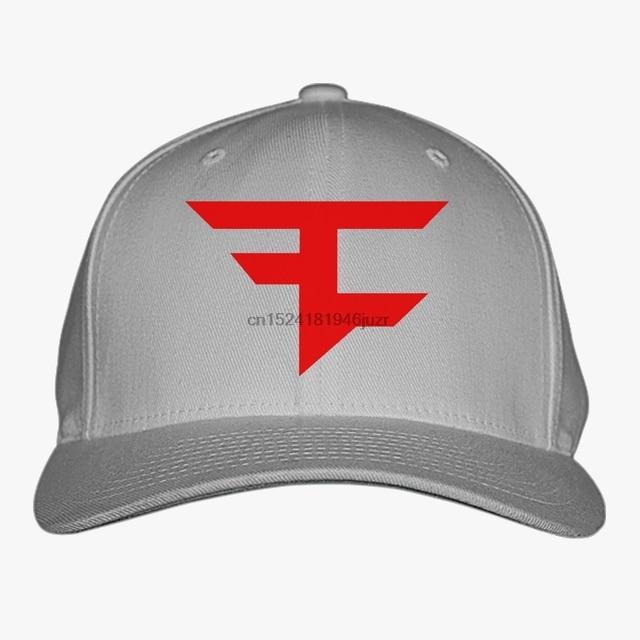 hip hop Baseball caps Printed snapback FaZe Clan logo Baseball Cap ... 7b343343f17