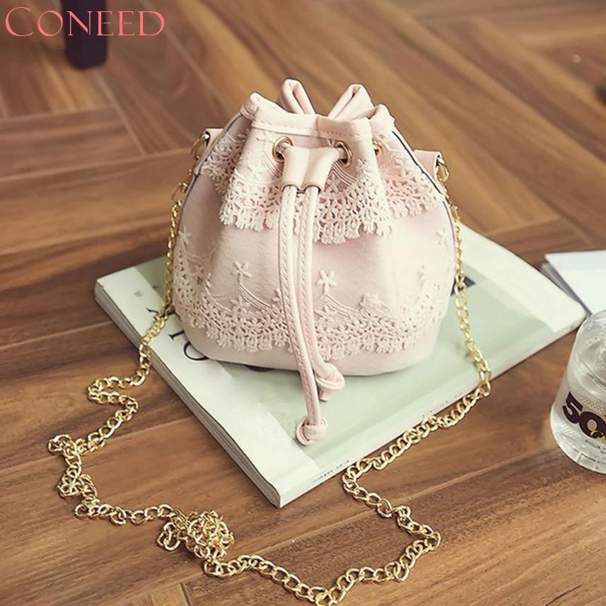CONEED Tote Purse Lace Handbag Best-Gift Nice Satchel-Bag Messenger Cross-Body-Y35 Women