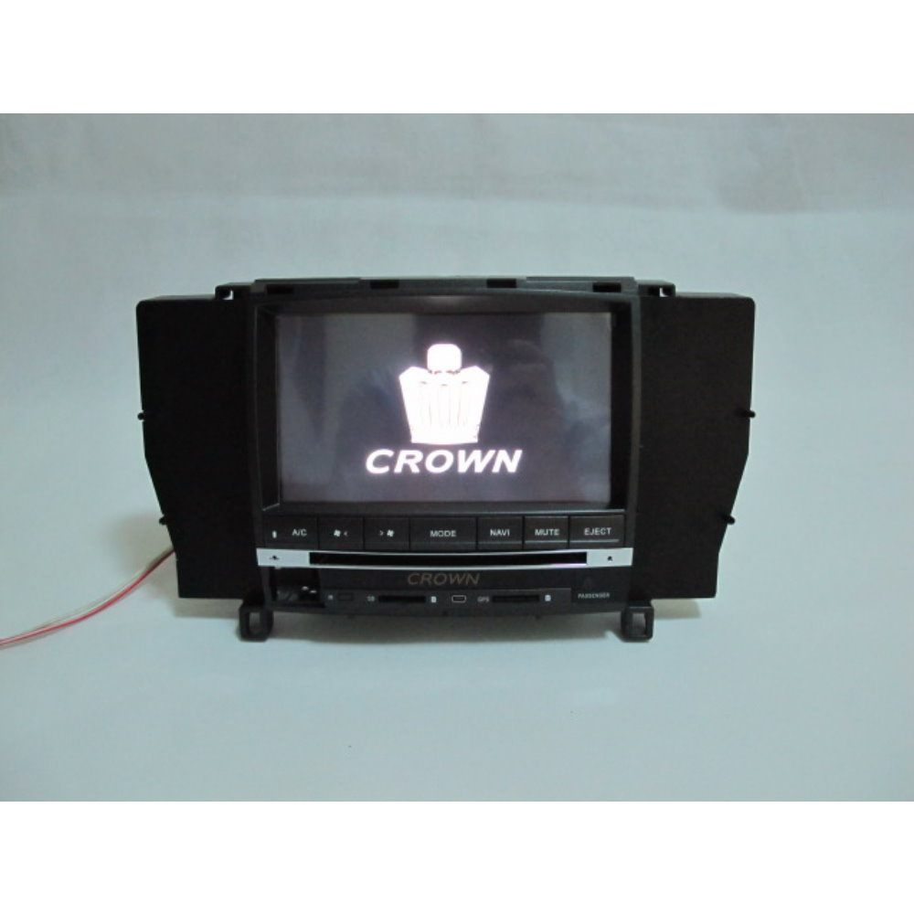 For Toyota Crown Majesta Royal S180 2004~2009 Car Radio DVD Player ...