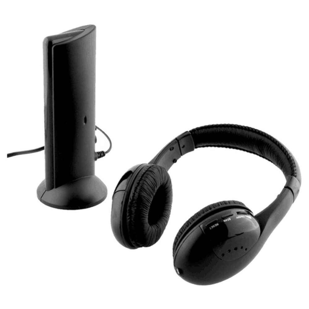 Headphones wire Gaming Headset 3.5mm with Microphone 5-in-1 headphone with headphones Big earphone MP3#P3