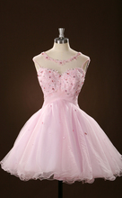 Cocktailkleider Kurz MiniSoiree Tulle Sleeveless Formale Ballkleider Tutu Ziemlich Elegante Abendgesellschaft Kleid