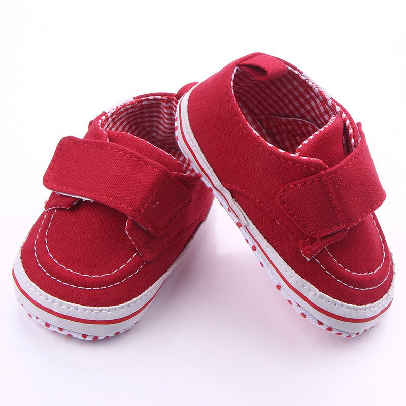 K16 Infants Toddler Baby Boys Girls Antislip Soft Sole Bebe First Walkers Casual Shoes